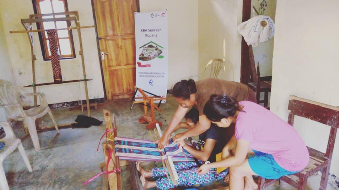 Pilar Kewirausahaan KBA Sonraen Kupang