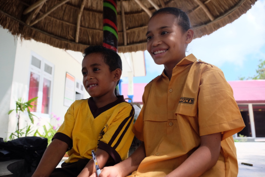 Pilar Pendidikan KBA Sonraen Kupang