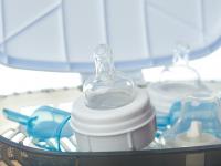 Proses sterilisasi botol susu