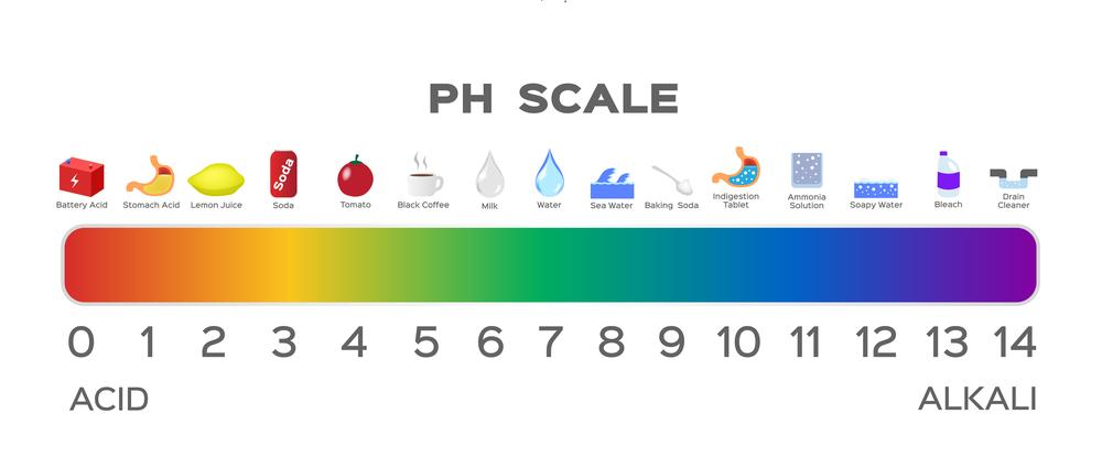Kadar pH air alkali pristine8