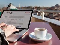 Kerja Online sebagai Blogger