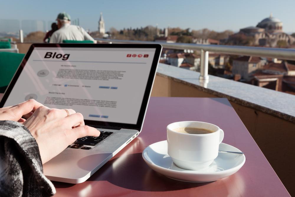 Kerja Part Time sebagai Blogger