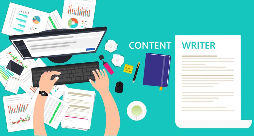 Kerja Part Time sebagai Freelance Content Writer atau Penulis Lepas