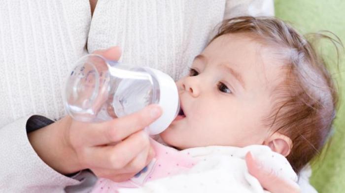 Berikan ASI sebanyak mungkin Jika Terjadi Diare Pada Anak