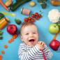 Kenali Tahapan Tekstur Makanan Anak Bayi