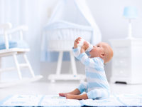 Usaha toko susu dan popok bayi