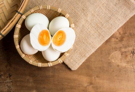 Khasiat Telur Bebek
