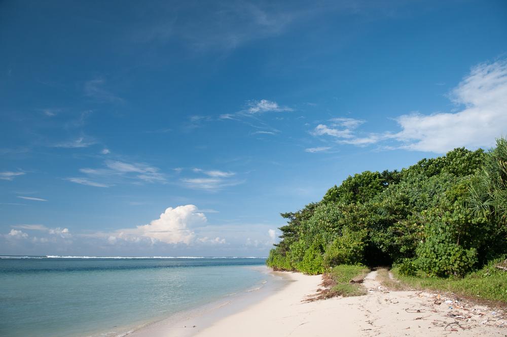 Pantai Ujung Genteng, Surga Tersembunyi Dikawasan Sukabumi