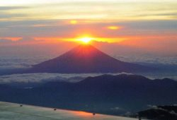 Matahari Terbit Pertama di Tahun Baru Yang Membawa Keberuntungan